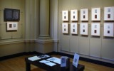 Installation shot of Mirroring the Saints