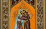Bro. Robert Lenz, OFM, St., Francis and the Sultan.